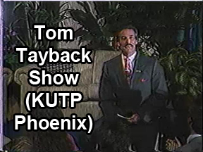 Tom Tayback Show