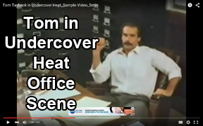 Video-Undercover Heat Office Scene